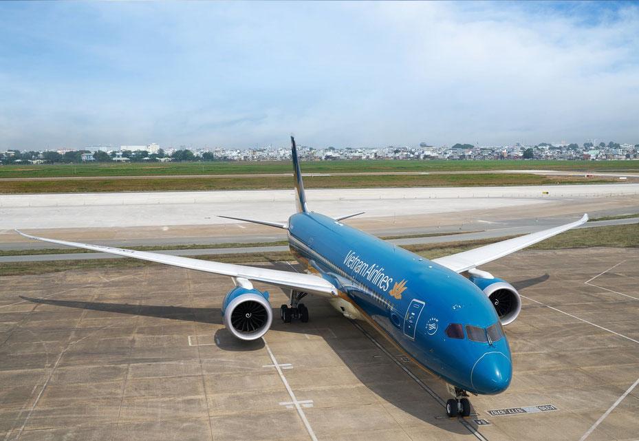 ベトナム航空日本路線運航スケジュール