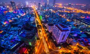 ベトナムでは2021年にストリートアートフェスティバルを開催