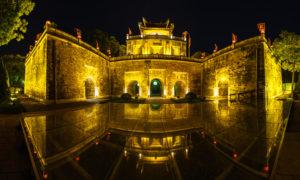 年末までにデビューするハノイのタンロン帝国の城塞ナイトツアー