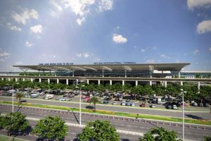 イノバイ国際空港は2段階の健康検査実施へ