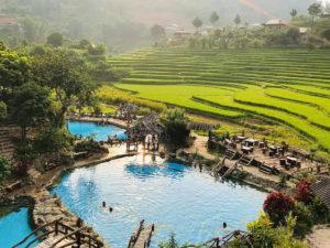 ベトナムのオススメ温泉