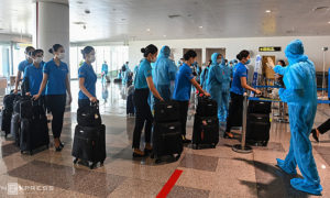 ベトナム 感染を伝播する航空会社は国際線の運航を許可されないと警告