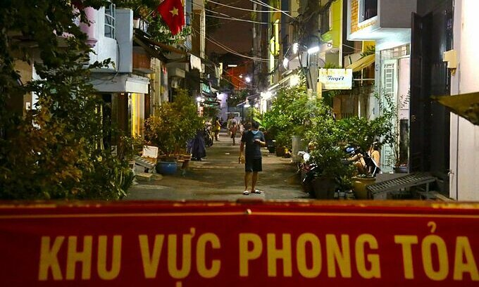 ベトナム コロナの規制はホットスポットのみで