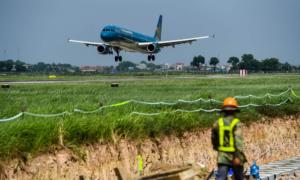 ベトナムは空港開発のための158億ドルの予算を見積もっています