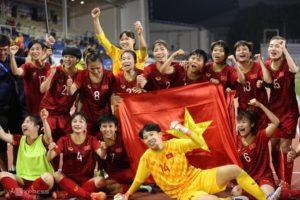 ベトナム女子サッカーは2020年アジアトップ5