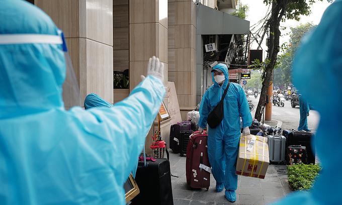 ベトナム 外国人専門家、運航乗務員に14日間検疫を義務付けに
