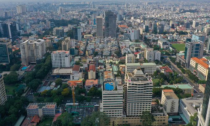 ベトナム ホーチミン市は、2025年までにスマートシティに