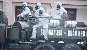 ベトナム 3日間で207人の市中感染に拡大