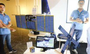 日本がベトナム製衛星を宇宙に打ち上げる