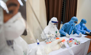 ベトナムのコロナウイルスの闘いに終わりはない