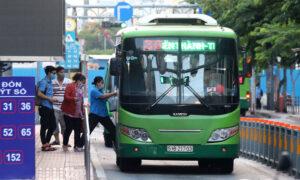 ベトナム ミニバス計画に熱心なホーチミン市