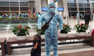 「ワクチンパスポート」を持って帰国したベトナム人は強制検疫を受ける