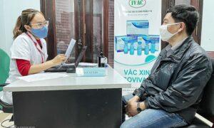ベトナム 2つ目のCovid-19ワクチンの治験を開始