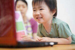 5歳-7歳 オンライコースのご案内_日本やベトナムから参加できます