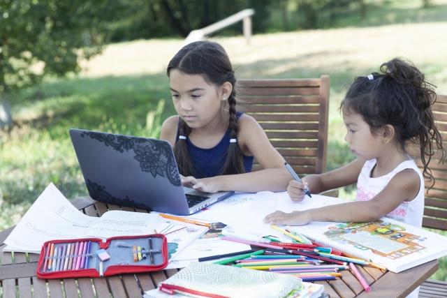 10歳-12歳 オンライコースご案内_日本やベトナムから参加できます