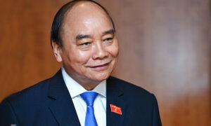 グエン・スアン・フック首相は、ベトナムの新国家主席に