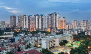 ベトナム ハノイのアパートの価格は7%上昇
