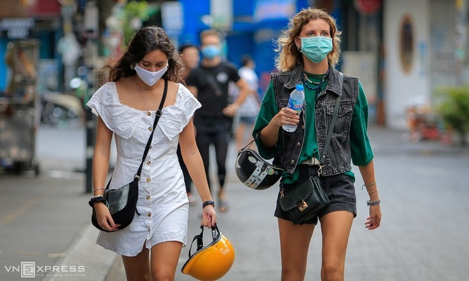 ワクチン接種済みの外国人が再びベトナムを訪問したい_1