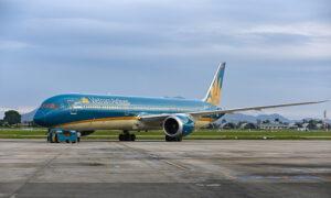 ベトナム航空が特定のアジア、ヨーロッパの商用便を再開