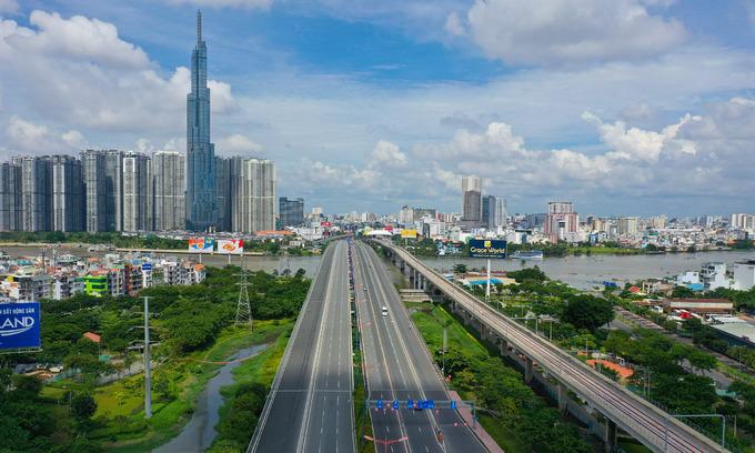 ベトナム ホーチミンは段階的に経済を再開する