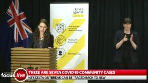 NZデルタアウトブレイクは、オーストラリアのNSWが影響か?!_8/18