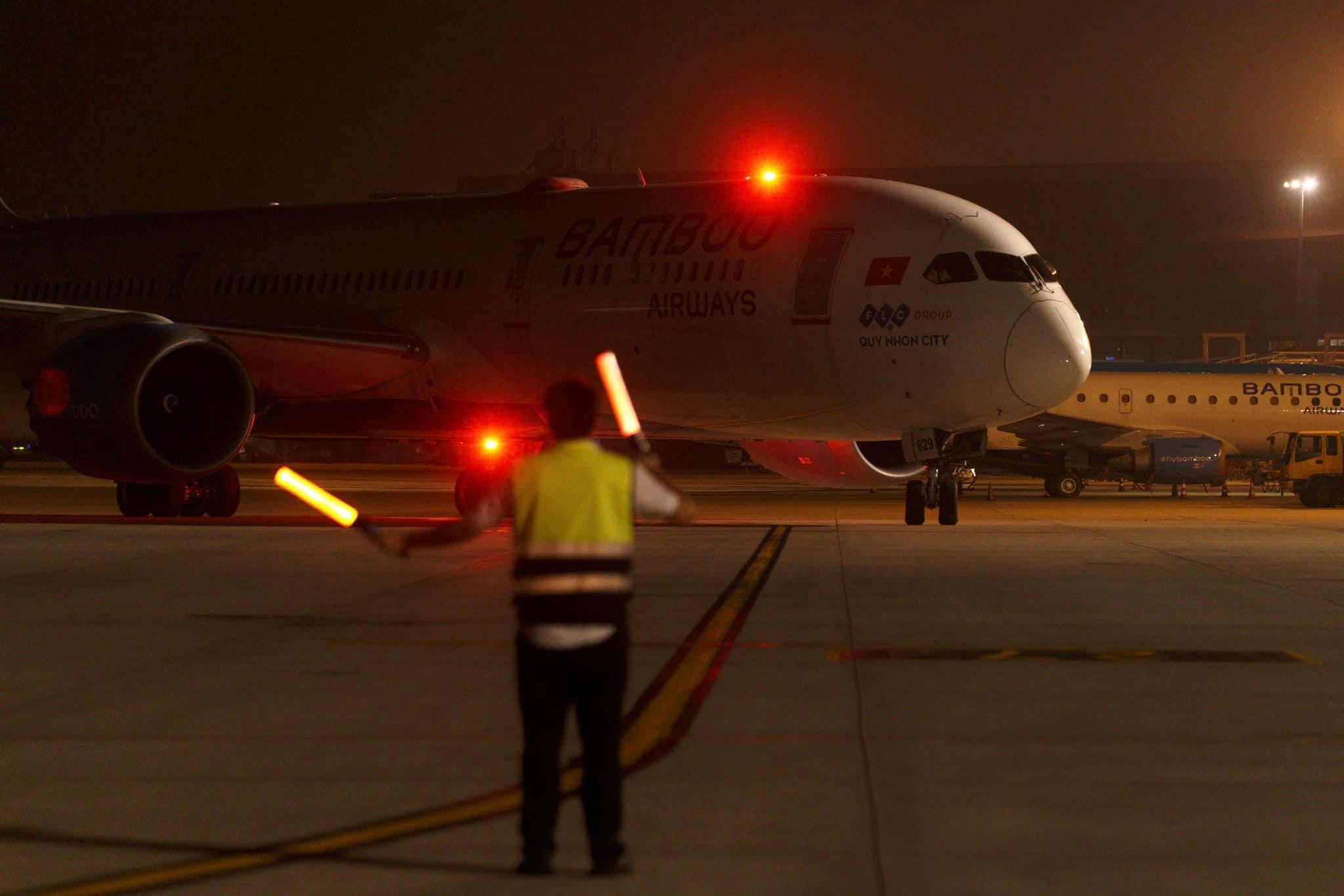 ベトナム バンブー・エアウェイズが東京、台北への商用便を再開
