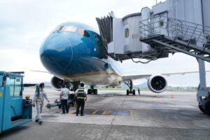 ベトナム航空は米国への直行便の準備ができています