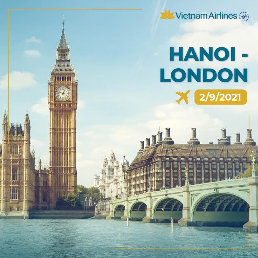 ベトナム航空がヨーロッパ便で国際ワクチンパスポートを試験