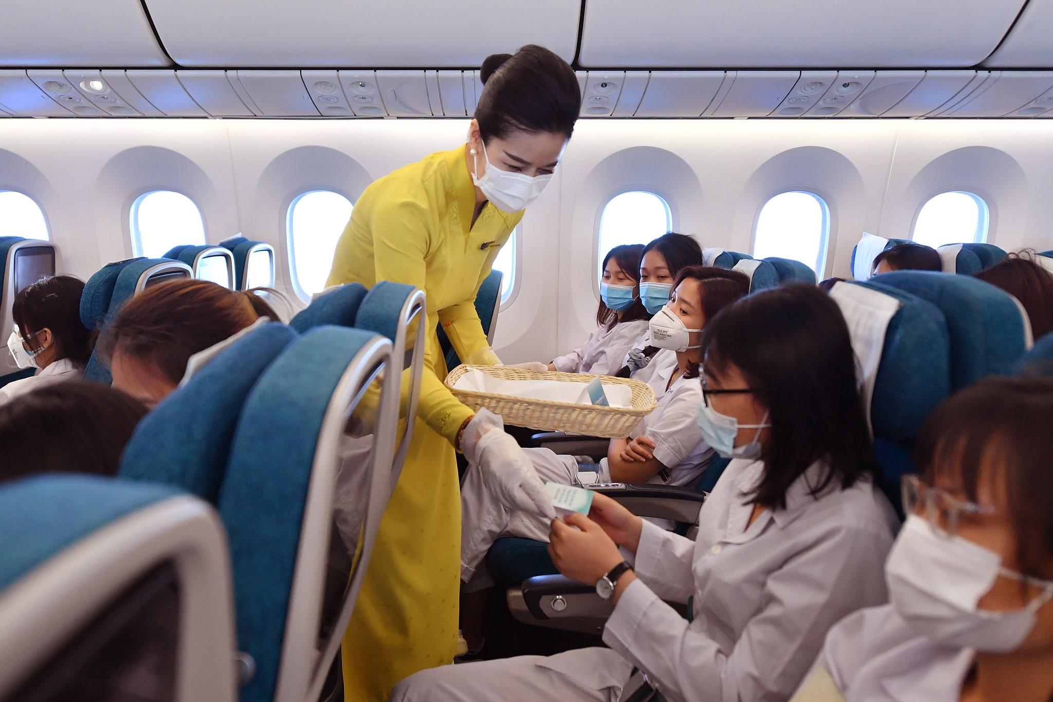 ベトナム 客室乗務員は他の仕事を探しています