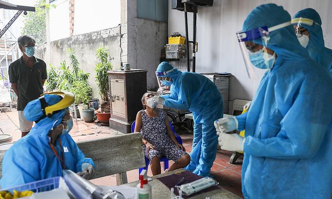 ベトナム ホーチミン市は大量のCovid検査をやめるべきです:専門家